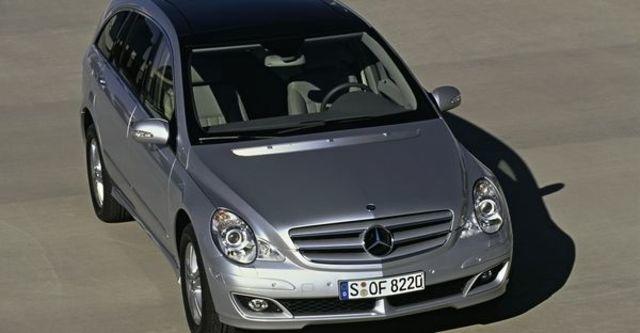 2008 M-Benz R-Class R500L  第2張相片