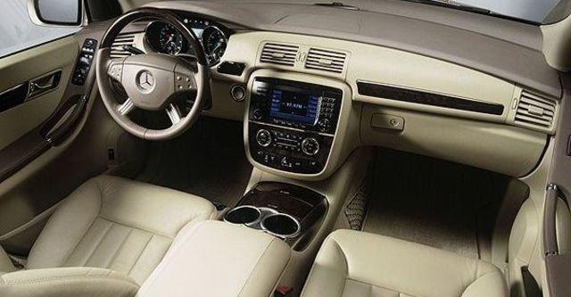 2008 M-Benz R-Class R500L  第7張相片