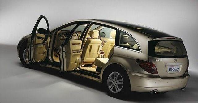 2008 M-Benz R-Class R500L  第10張相片