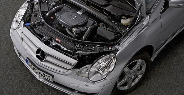 2008 M-Benz R-Class R500L  第11張相片