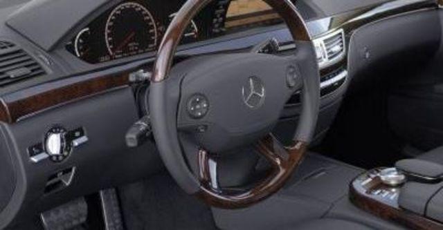 2008 M-Benz S-Class S450L  第7張相片