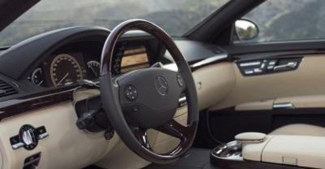 2008 M-Benz S-Class S450L  第10張相片