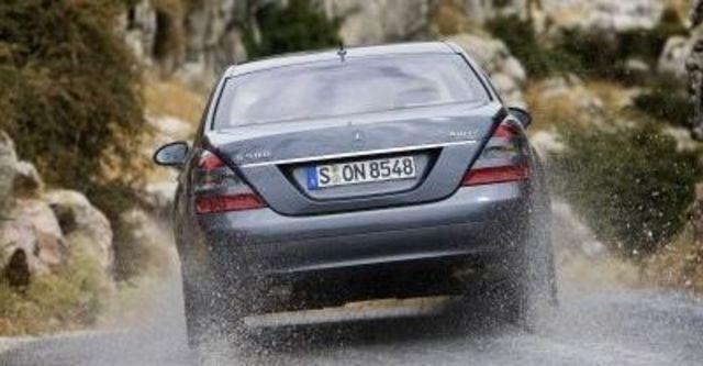 2008 M-Benz S-Class S500L  第6張相片
