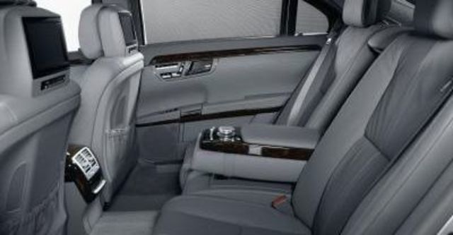 2008 M-Benz S-Class S500L  第8張相片