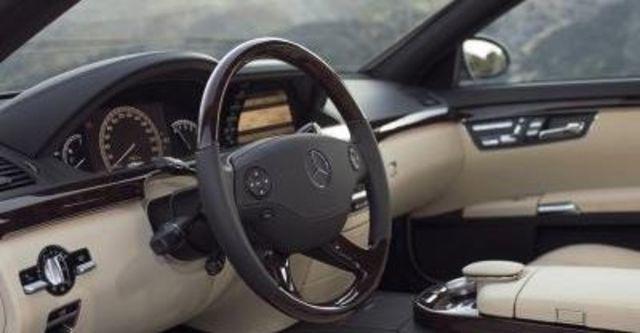 2008 M-Benz S-Class S500L  第10張相片