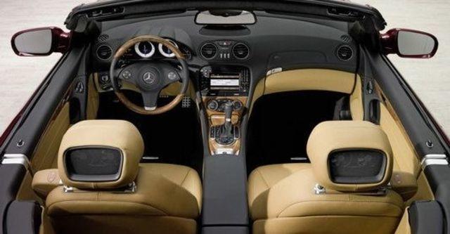 2008 M-Benz SL SL500  第3張相片
