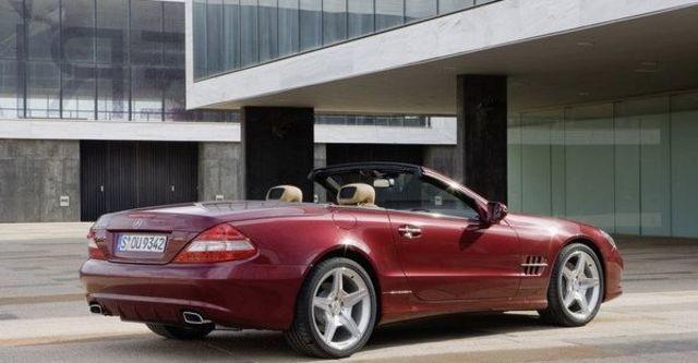 2008 M-Benz SL SL500  第5張相片