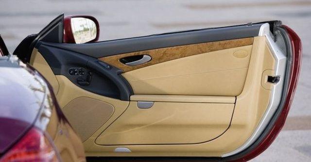 2008 M-Benz SL SL500  第6張相片