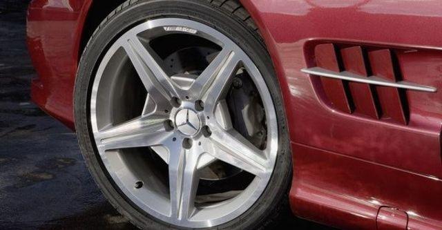 2008 M-Benz SL SL500  第7張相片