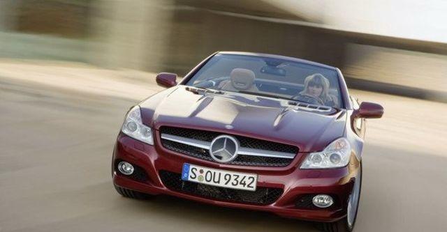 2008 M-Benz SL SL500  第9張相片