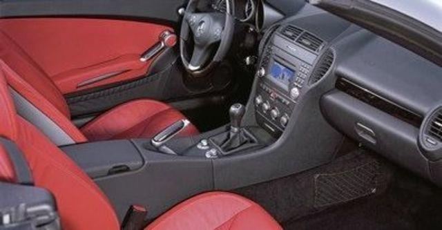 2008 M-Benz SLK SLK200 K  第7張相片
