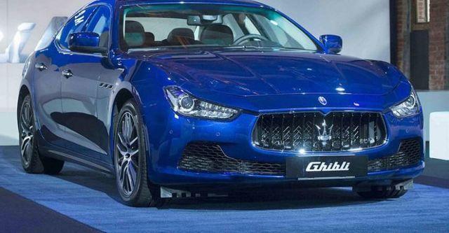 2015 Maserati Ghibli 3.0 V6 Premium  第1張相片
