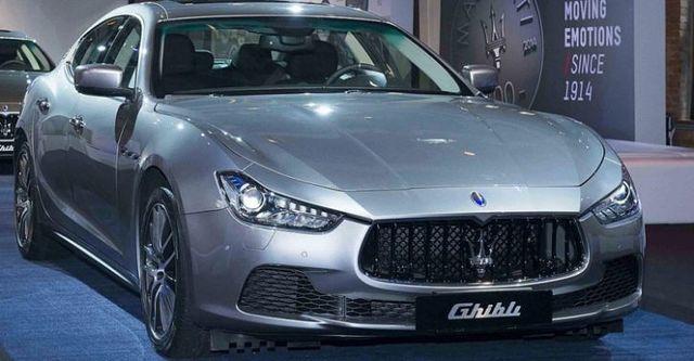 2015 Maserati Ghibli 3.0 V6 Sport  第4張相片