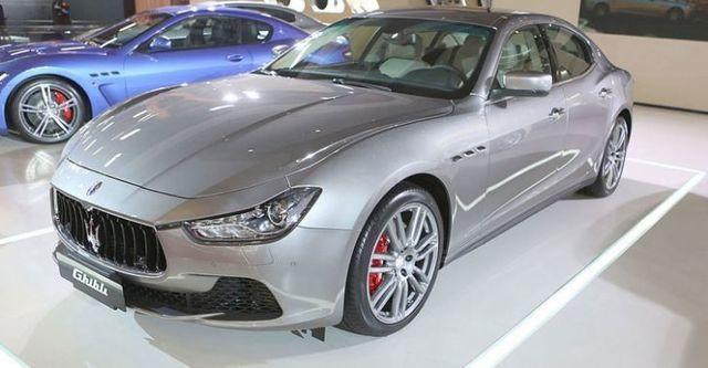 2015 Maserati Ghibli S Q4  第5張相片