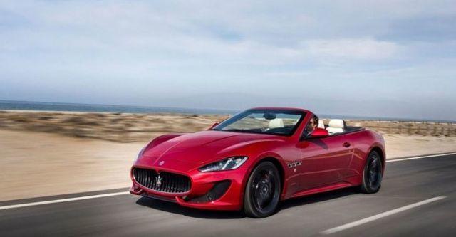 2015 Maserati GranCabrio Sport 4.7  第2張相片
