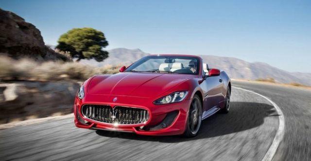 2015 Maserati GranCabrio Sport 4.7  第3張相片