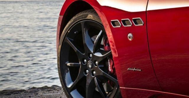 2015 Maserati GranCabrio Sport 4.7  第5張相片