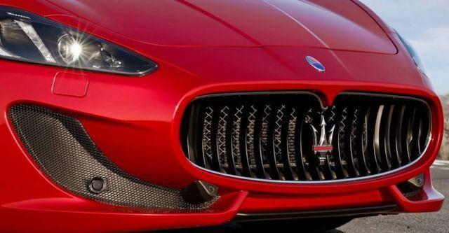 2015 Maserati GranCabrio Sport 4.7  第6張相片