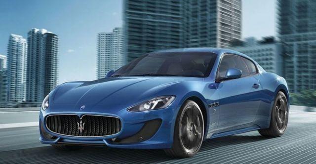 2015 Maserati GranTurismo 4.7 Sport Auto  第4張相片