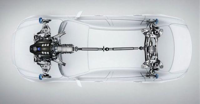 2015 Maserati Quattroporte 3.0 V6  第7張相片