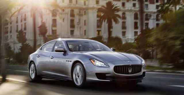 2015 Maserati Quattroporte Diesel  第1張相片