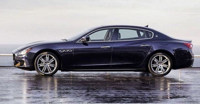 2015 Maserati Quattroporte Diesel  第2張相片
