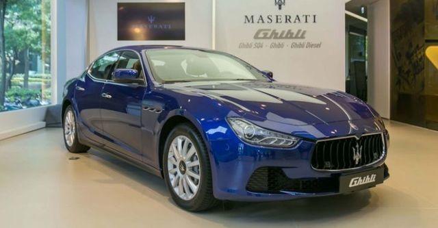 2014 Maserati Ghibli Diesel  第1張相片