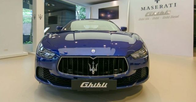 2014 Maserati Ghibli Diesel  第2張相片