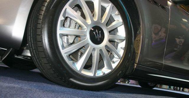 2014 Maserati Ghibli Diesel  第3張相片