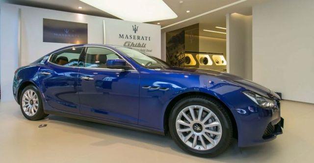 2014 Maserati Ghibli Diesel  第4張相片