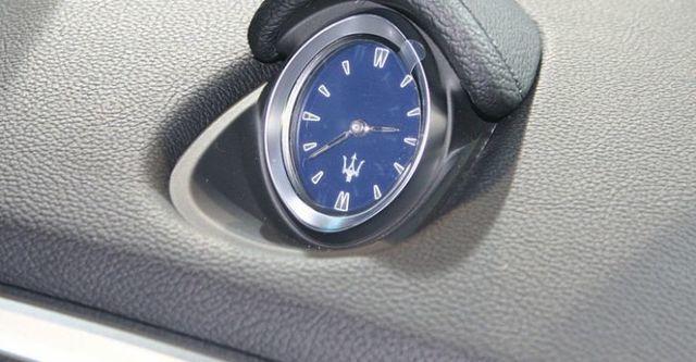 2014 Maserati Ghibli Diesel  第8張相片