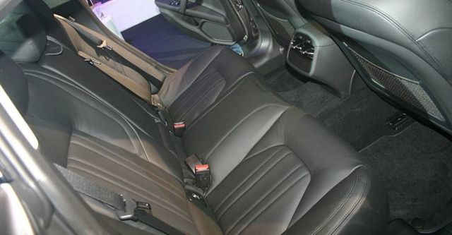 2014 Maserati Ghibli Diesel  第9張相片