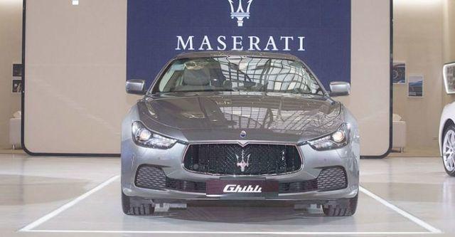 2014 Maserati Ghibli S Q4  第5張相片