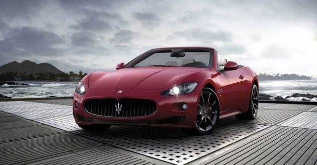 2014 Maserati GranCabrio Sport 4.7  第1張相片