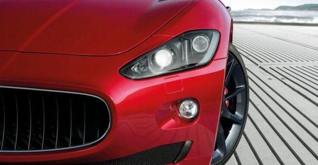 2014 Maserati GranCabrio Sport 4.7  第3張相片