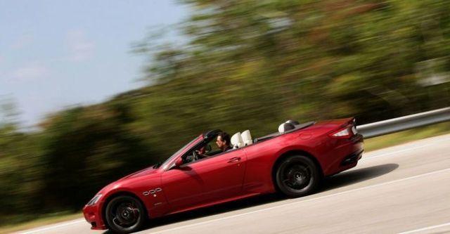 2014 Maserati GranCabrio Sport 4.7  第4張相片