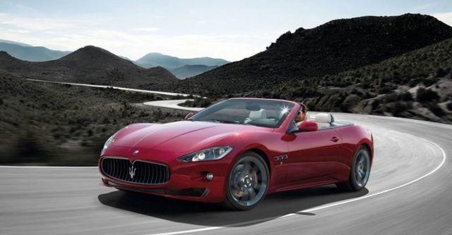 2014 Maserati GranCabrio Sport 4.7  第6張相片