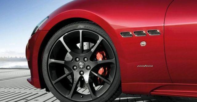2014 Maserati GranCabrio Sport 4.7  第7張相片