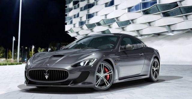 2014 Maserati GranTurismo 4.7 MC Stradale  第1張相片