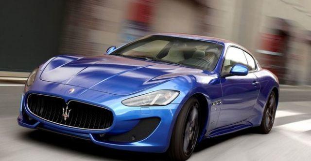 2014 Maserati GranTurismo 4.7 Sport  第1張相片