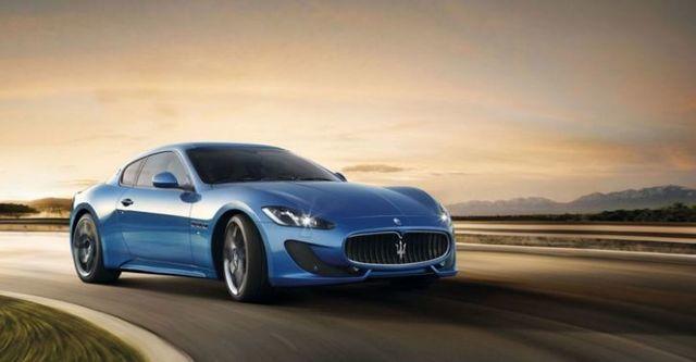 2014 Maserati GranTurismo 4.7 Sport  第2張相片