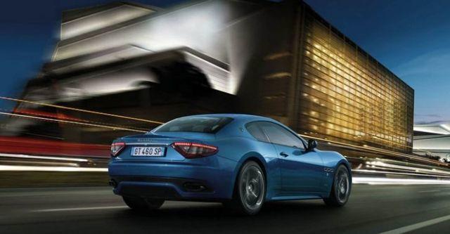 2014 Maserati GranTurismo 4.7 Sport  第4張相片