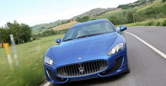 2014 Maserati GranTurismo 4.7 Sport  第6張相片
