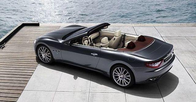 2013 Maserati GranCabrio 4.7  第3張相片