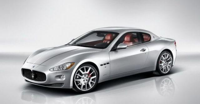 2013 Maserati GranTurismo 4.2  第1張相片