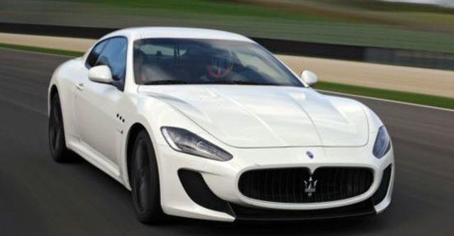 2013 Maserati GranTurismo 4.7 MC Stradale  第1張相片