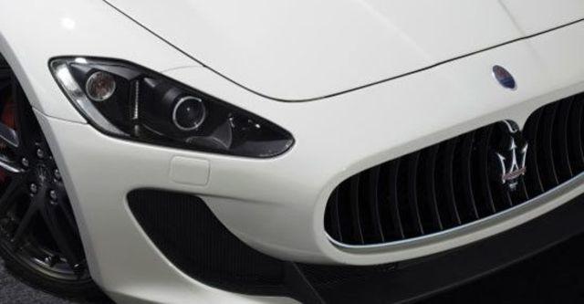 2013 Maserati GranTurismo 4.7 MC Stradale  第6張相片