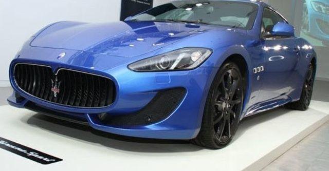 2013 Maserati GranTurismo 4.7 Sport  第2張相片