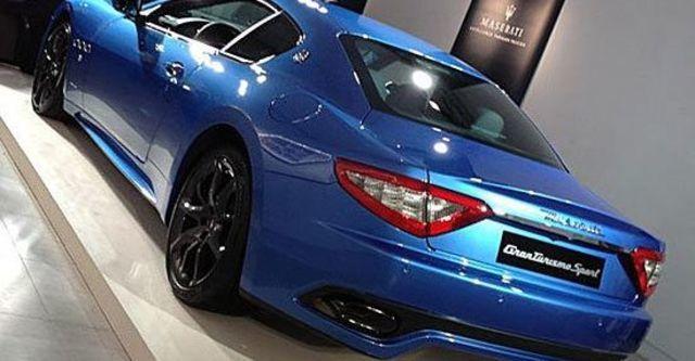 2013 Maserati GranTurismo 4.7 Sport  第4張相片