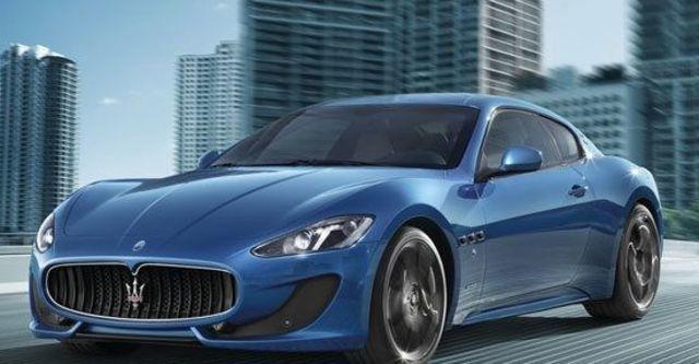 2013 Maserati GranTurismo 4.7 Sport  第9張相片